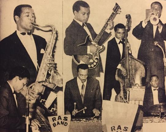 Ras Band 1961